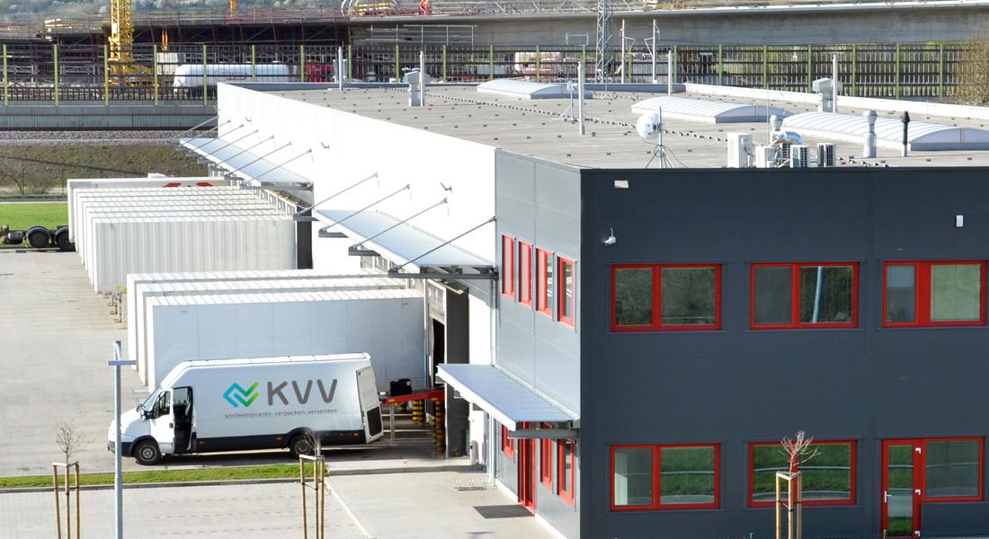 KVV Mannheim Würzburg | Verpackungen